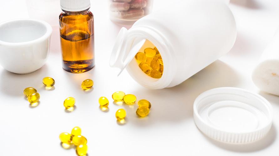 Vitamin untuk pasien COVID-19