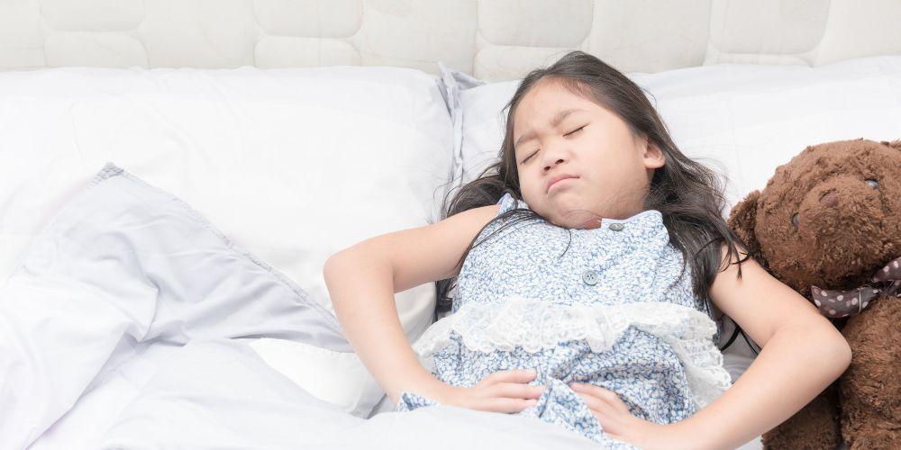 Anak sakit perut