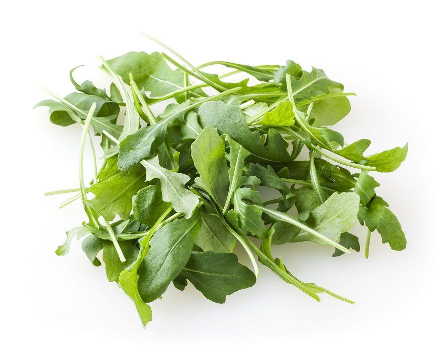 Arugula adalah sayur silangan atau cruciferous