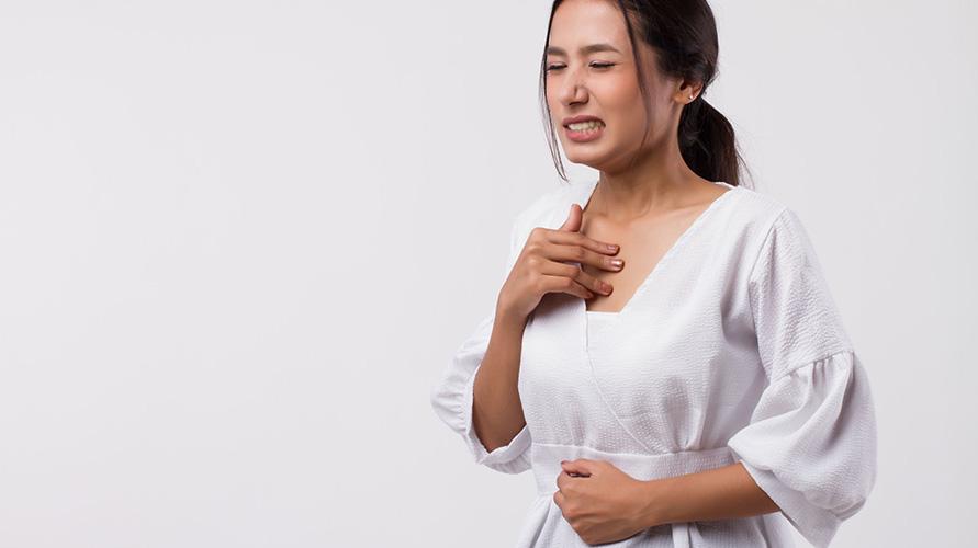 Heartburn merupakan keluhan yang sering terjadi saat hamil 25 bulan