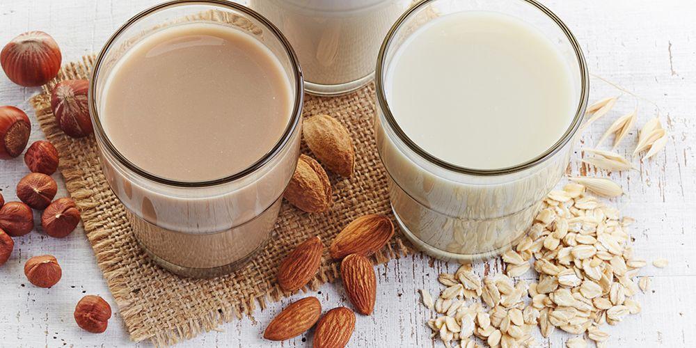 Manfaat susu almond untuk ibu menyusui sangatlah beragam, salah satunya bebas laktosa