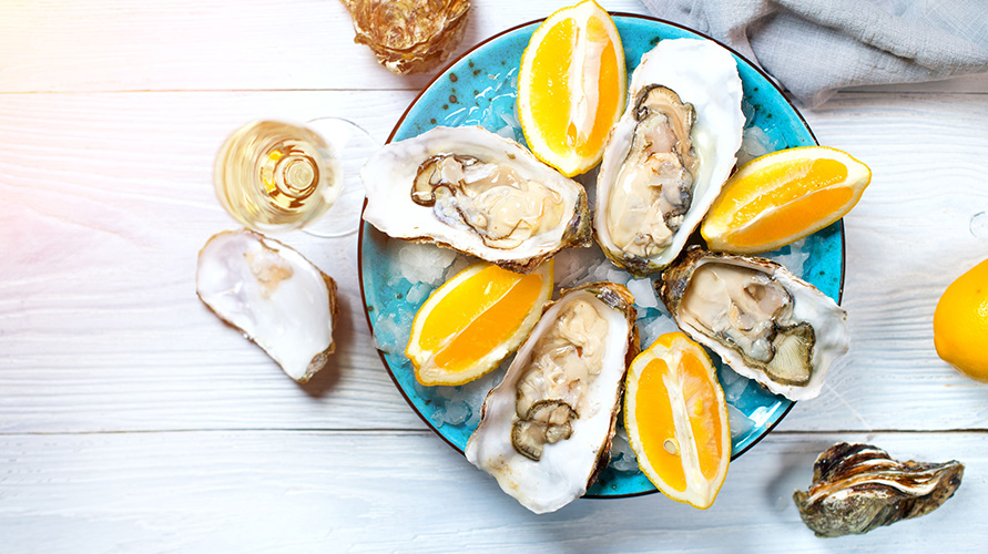 Beberapa seafood mengandung kolesterol tinggi sehingga harus dibatasi