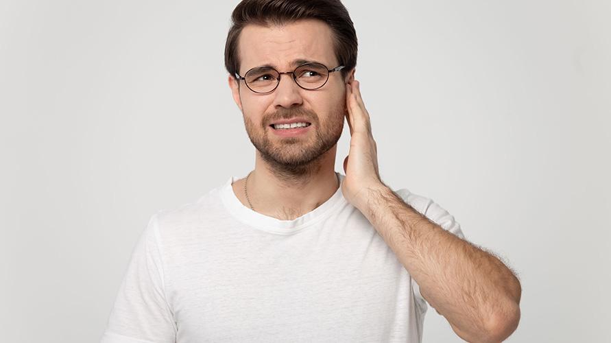 Gangguan telinga akibat serumen prop