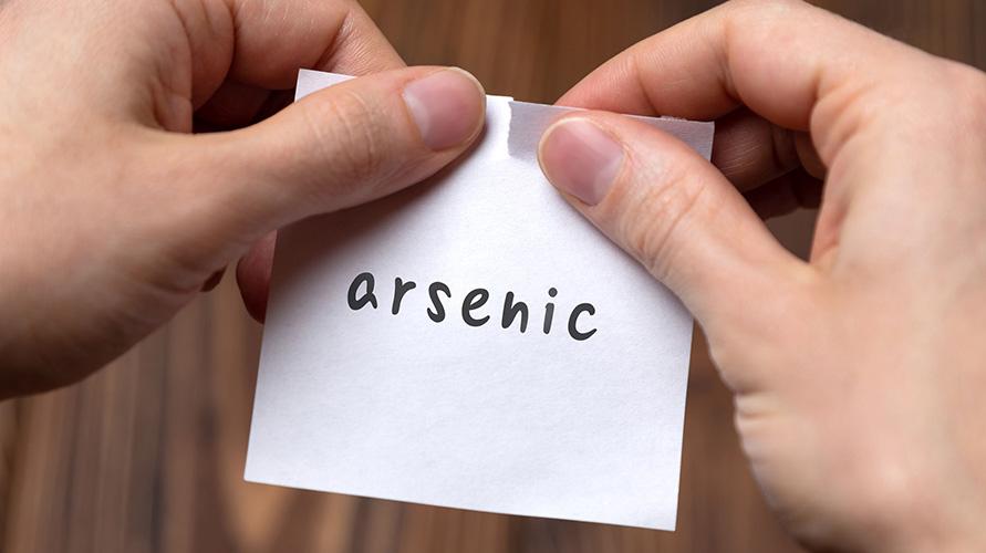 Paparan arsenik membuat ibu berisiko keguguran