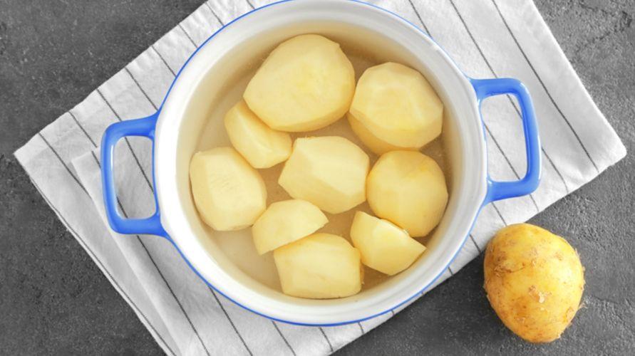 Manfaat jus kentang tak lepas dari kandungan nutrisi kentang yang melimpah
