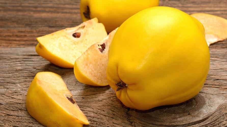 Buah quince memiliki kandungan antioksidan yang melimpah