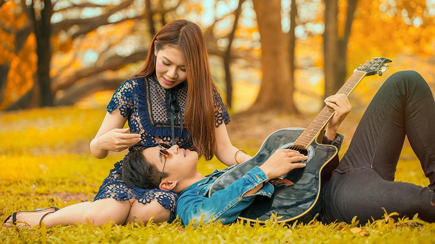 remaja pacaran