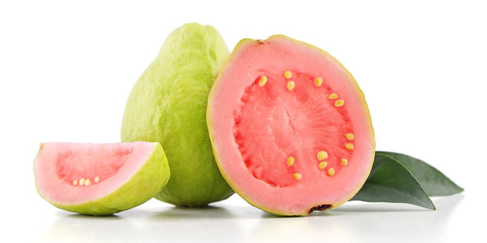 Jambu biji adalah buah yang mengandung protein tinggi