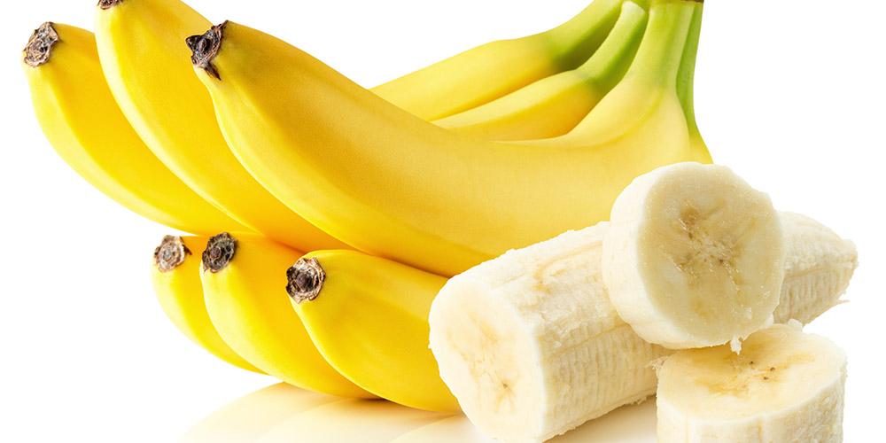 Pisang adalah buah yang mengandung protein tinggi