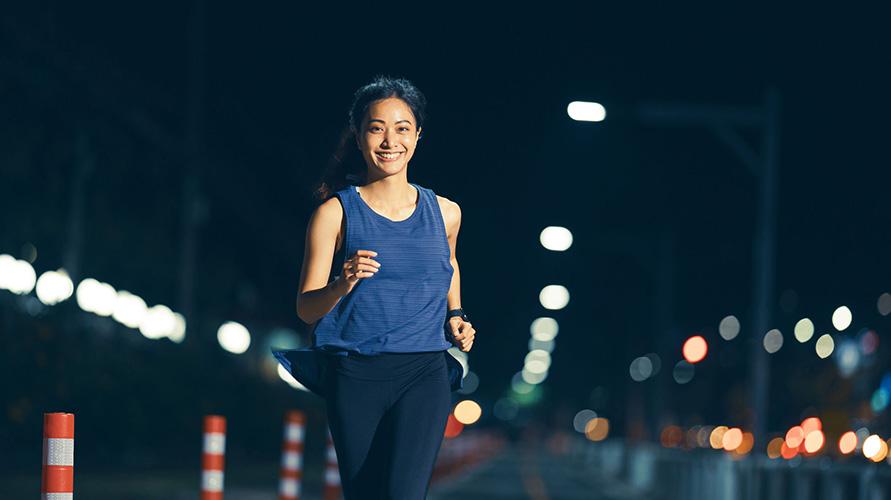 Olahraga dapat mencegah katarak
