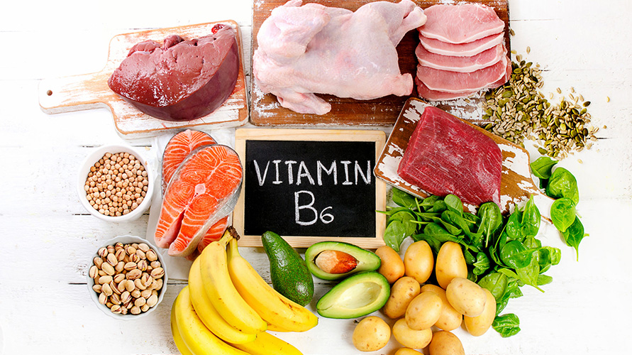 Kekurangan asupan vitamin B6 juga memicu mual dan muntah saat hamil