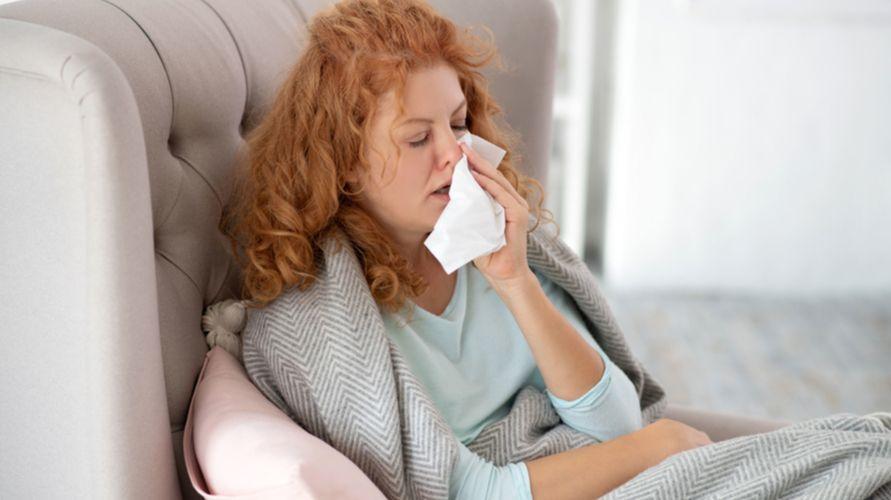 Pelembap ruangan bisa menjadi cara mengatasi hidung tersumbat saat tidur