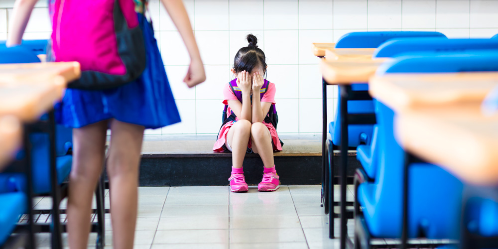 Bullying di sekolah memiliki dampak buruk bagi kesehatan fisik dan mental murid
