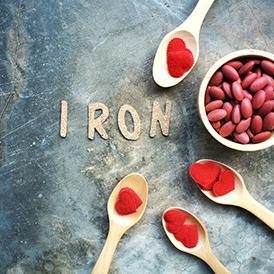 Zat besi membantu menyalurkan oksigen dan nutrisi ke janin