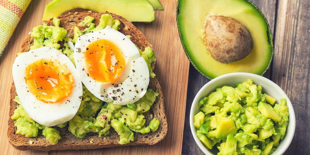 Mengonsumsi makanan berprotein tinggi dapat menjadi kebiasaan yang bikin cepat kurus
