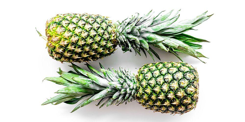 Kandungan mangan dalam nanas membantu kesehatan tulang pria