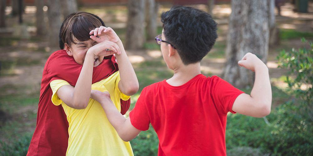 Stop bullying dapat berhasil jika anak, orangtua dan pihak sekolah bekerja bersama