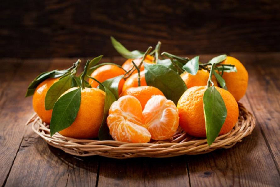 Jeruk keprok dipercaya bisa menjaga kesehatan mata karena kandungan vitamin C dan A-ny