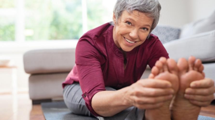 toe extension adalah salah satu cara melatih otot kaki yang efektif