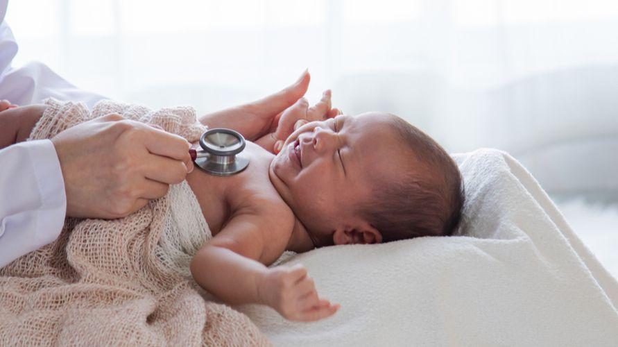 Rubella pada ibu hamil menyebabkan janin alami penyakit jantung bawaan