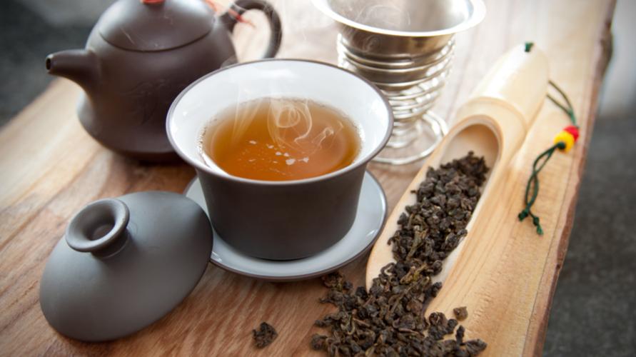 Teh oolong termasuk dalam kategori teh diet