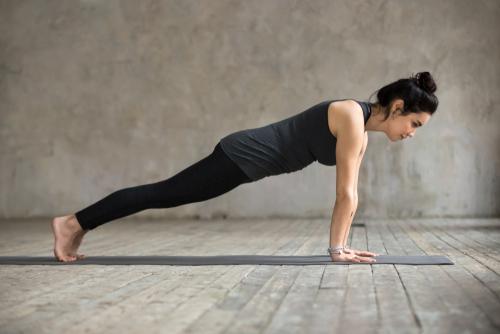 Gerakan Yoga Sebelum Tidur