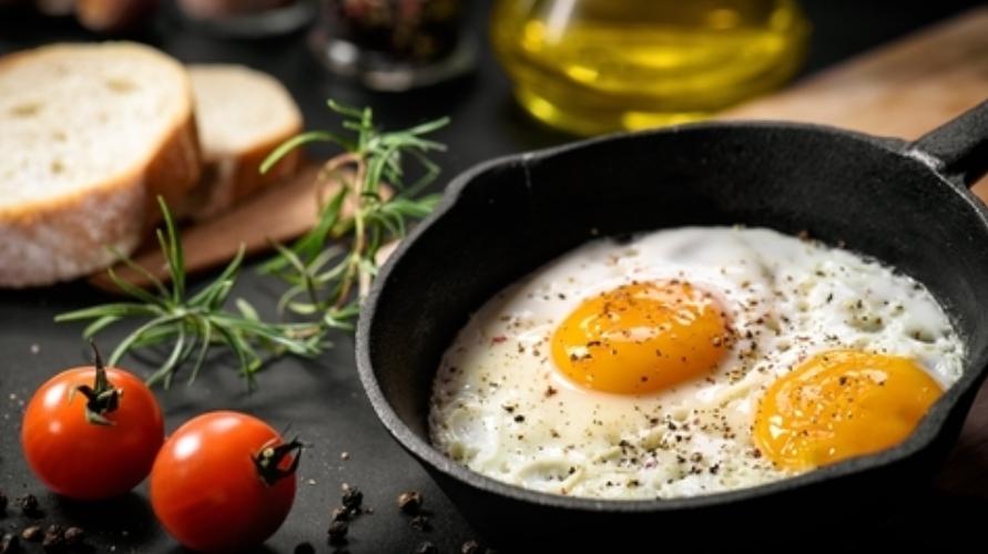 Telur merupakan salah satu makanan yang bikin kenyang