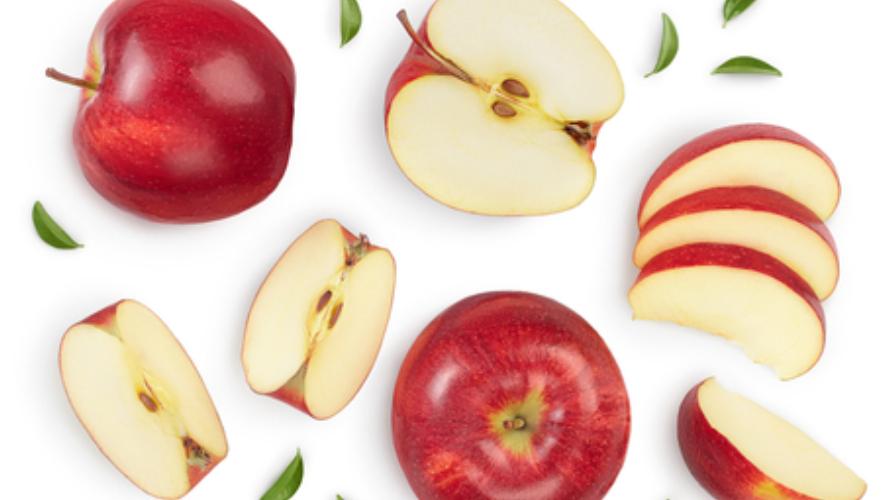 Apel adalah buah yang mengandung banyak air