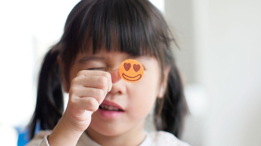 Mainan stiker emoticon