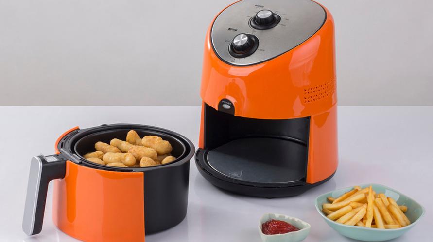 Agar lebih sehat, goreng keripik kentang dengan air-fryer
