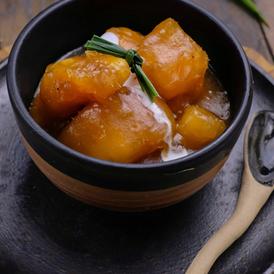 Resep singkong Thailand gula merah