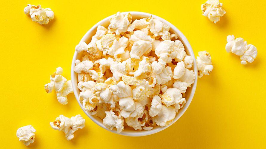 Cara membuat popcorn caramel ternyata mudah