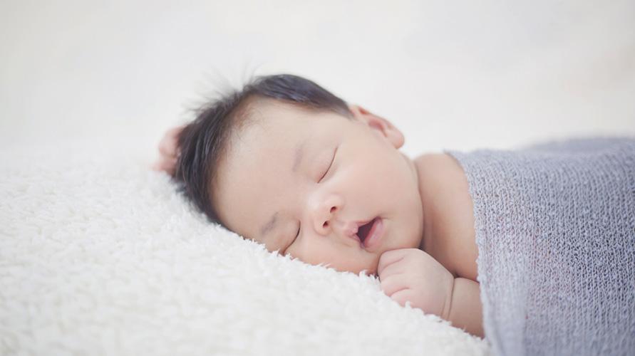 Posisi didur bayi yang tengkurap mampu membuat bayi kesulitan bernapas dan berisiko alami SIDS