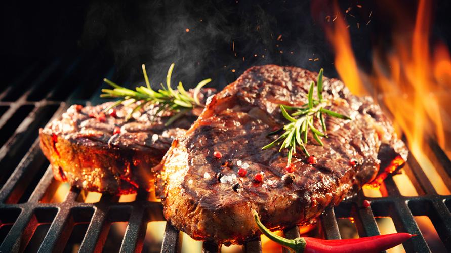 Untuk mengurangi risiko kanker, pastikan olahan daging kambing tidak dibakar