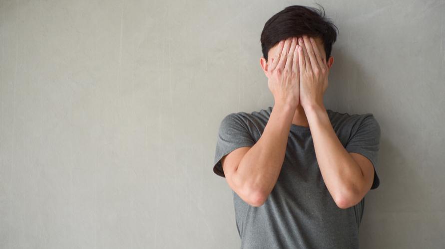 Laki-laki menangis adalah hal yang normal