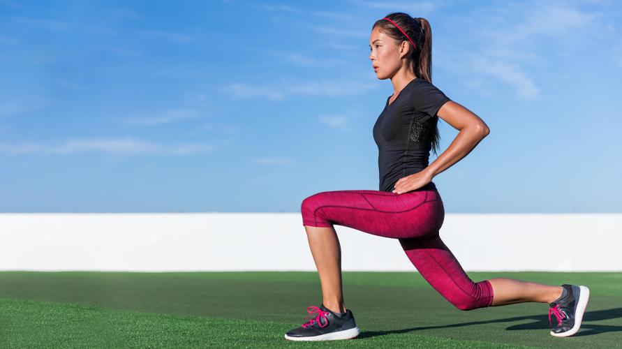 Olahraga membantu menjaga berat badan ideal