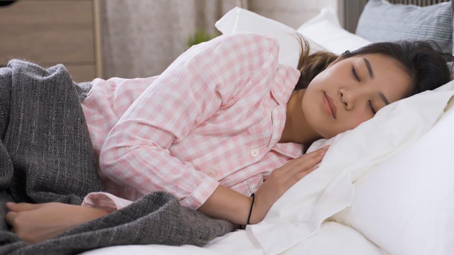 Tidur membantu menghilangkan capek