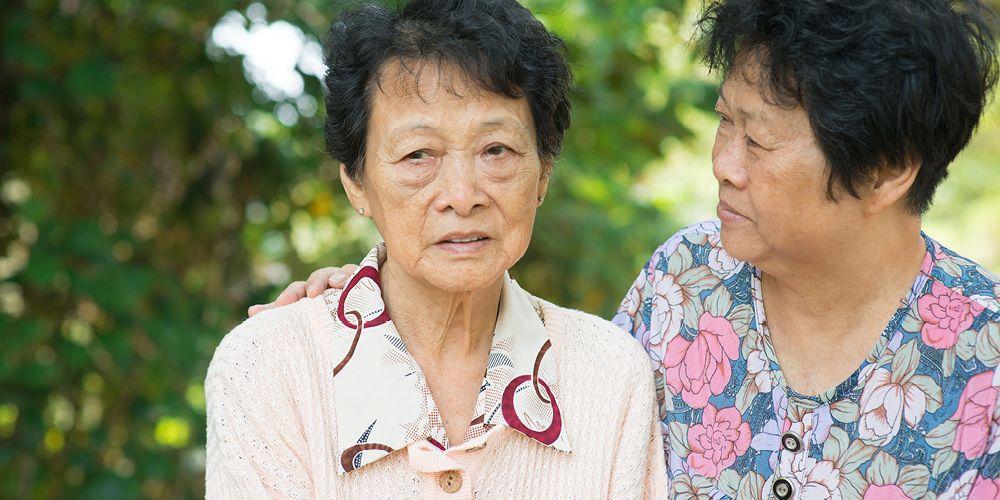 penyakit demensia dialami oleh lansia