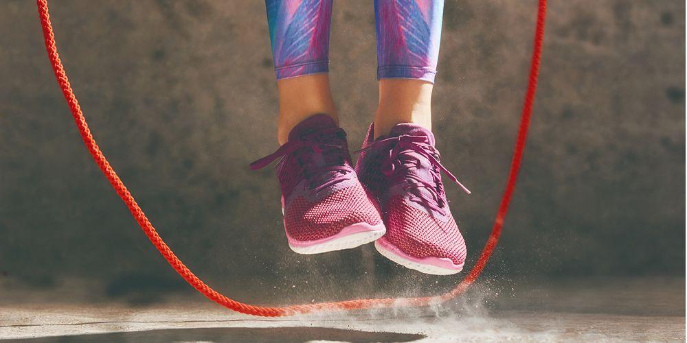 olahraga lompat tali