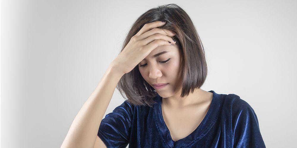 stres menyebabkan sakit kepala