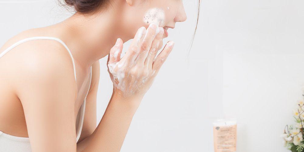 sabun cuci muka