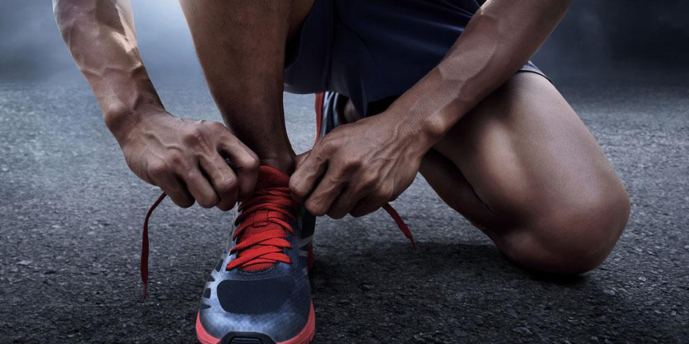 Lari dapat memicu luka pada penis