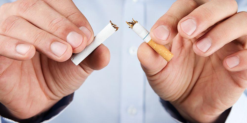 Rokok merupakan salah satu penyebab pencemaran udara