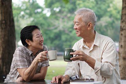 kakek dan nenek