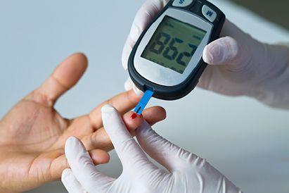 Kadar gula darah 200 mg/dl atau lebih sudah termasuk kategori diabetes