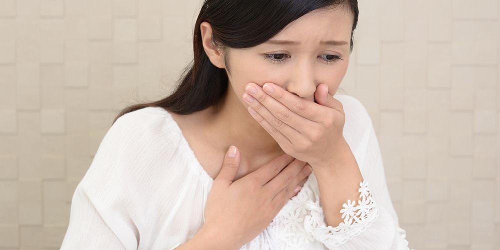 Tekanan darah rendah dapat menyebabkan mual dan lemas