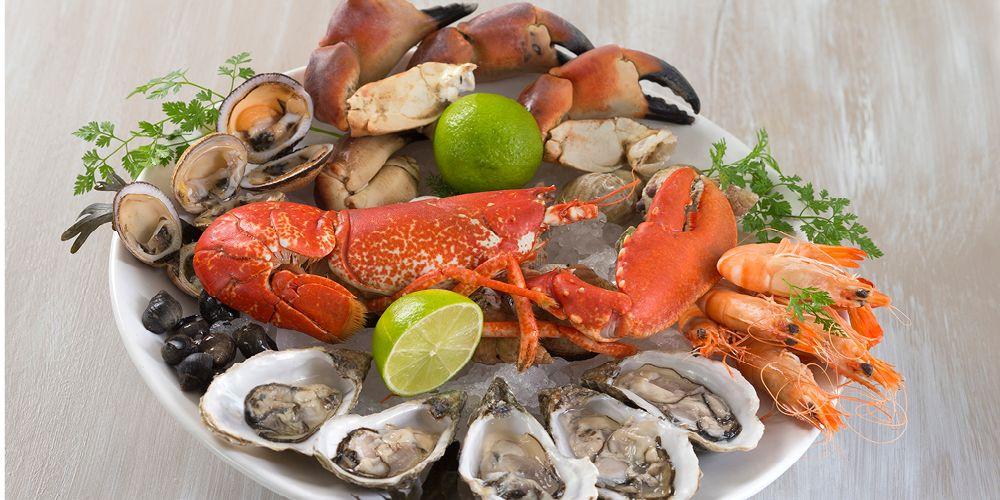Protein tropomiosin pada makanan laut juga bisa memicu alergi
