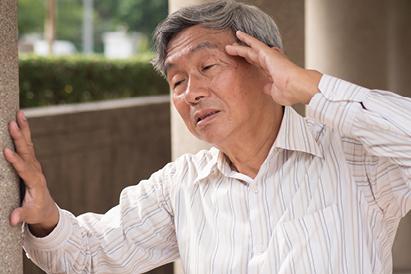 Kurang darah ditandai dengan gejala seperti sakit kepala dan badan lemas