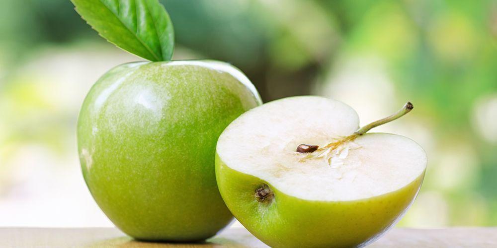Apel mengandung pectin, serat yang dapat melancarkan BAB