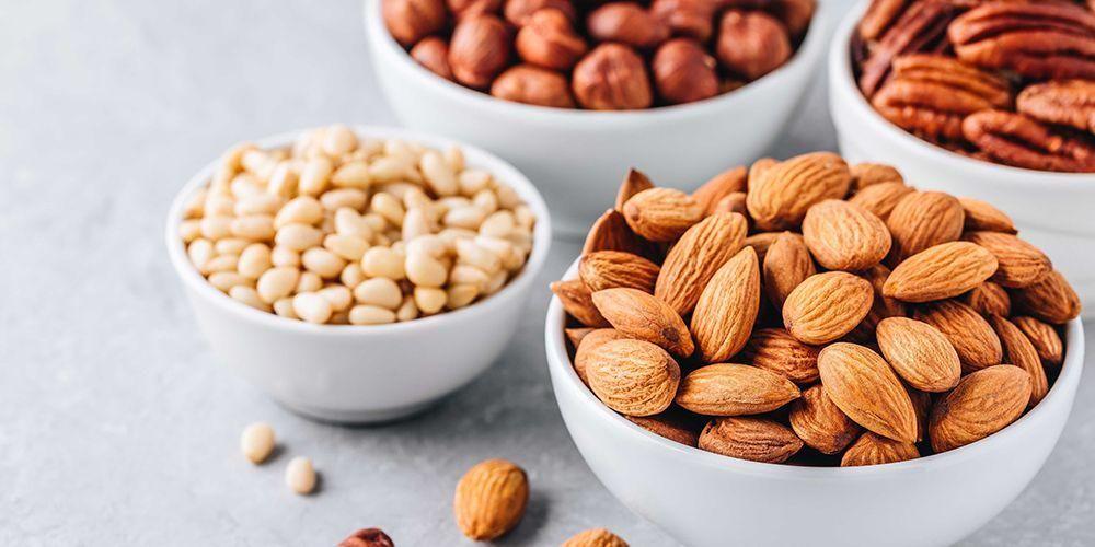 Kacang-kacangan mengandung serat yang dapat membantu pencernaan